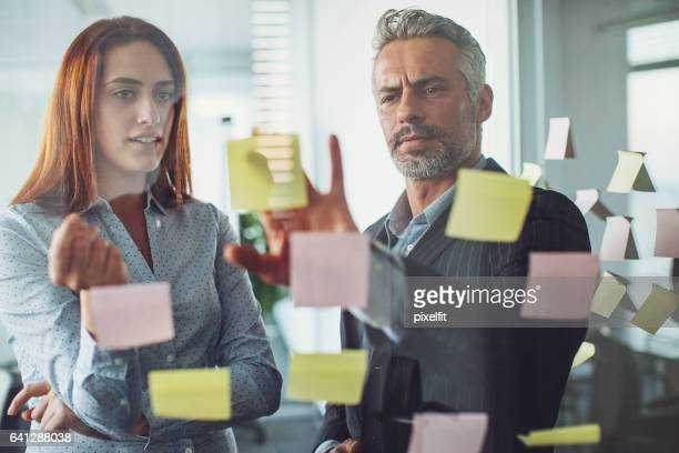 Analyseren en brainstormen
