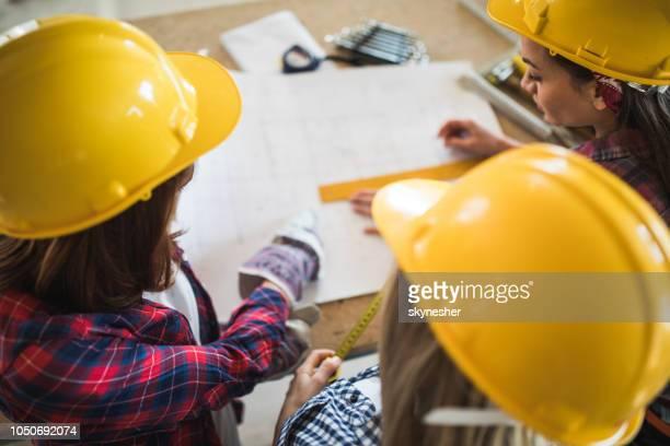 Analyzing blueprints in team!
