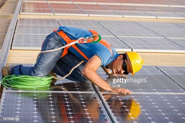 Analyzing levels of Solar Panels