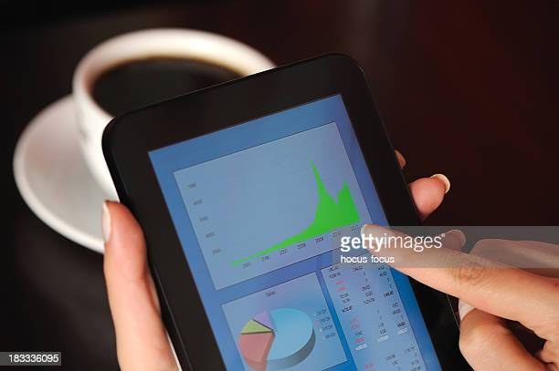 Analyzing with Digital Tablet