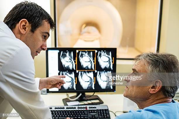 Analisar imagens de raios X.