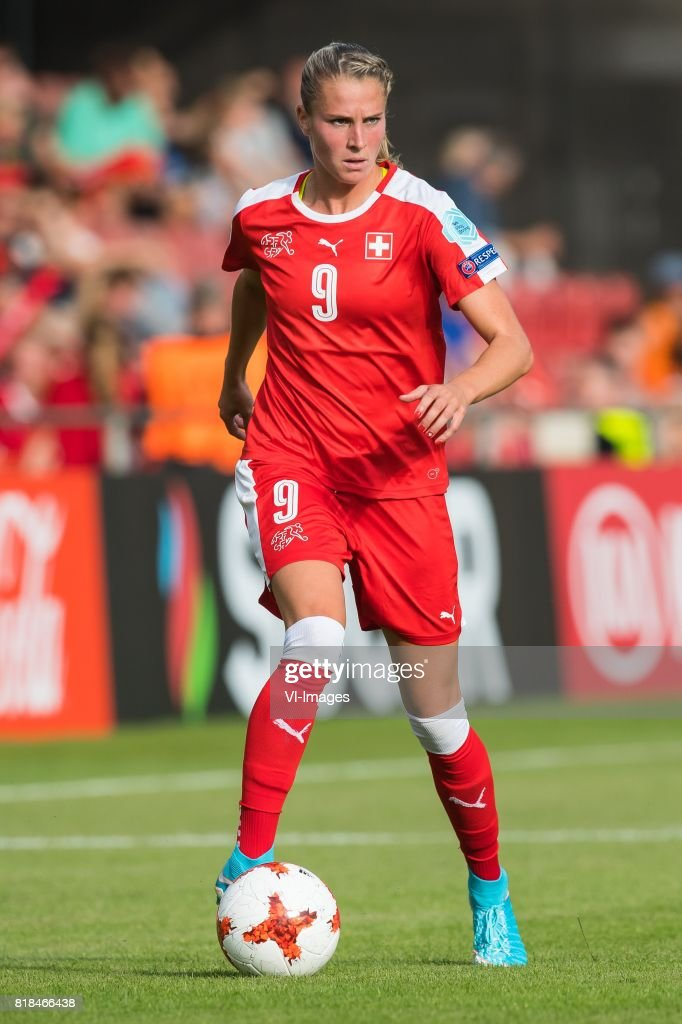 UEFA WEURO 2017'Women: Austria v Switzerland' : News Photo