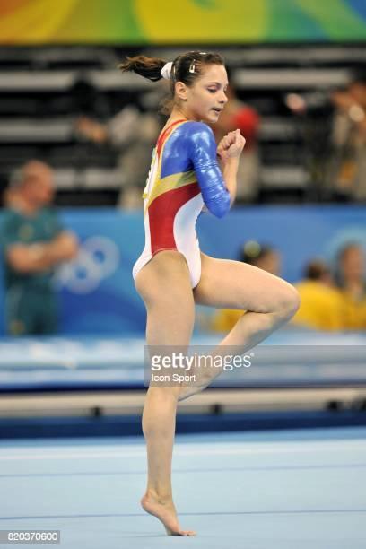 Anamaria TAMIRJAN Gymnastique Artistique Concours par equipes Femmes Jeux Olympiques 2008