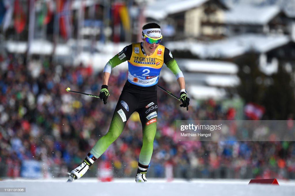 AUT: FIS Nordic World Ski Championships - Men's and Women's Cross Country Sprint