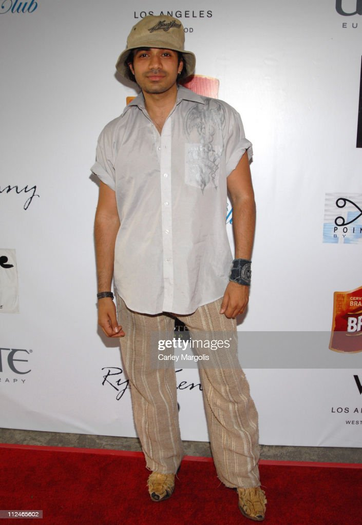 Anand Jon during LIVEStyle Entertainment Presents Hollywood Life Lounge at Cabana Club at Cabana Club in Hollywood, California, United States.