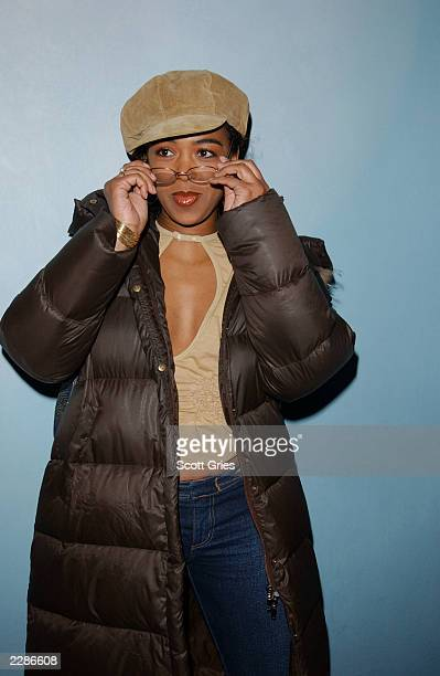Ananda Lewis at a Vibe Magazine record release party for Brandy's new CD Full Moon at Blue Fin at the W Hotel in New York City Mar 4 2002 Photo by...