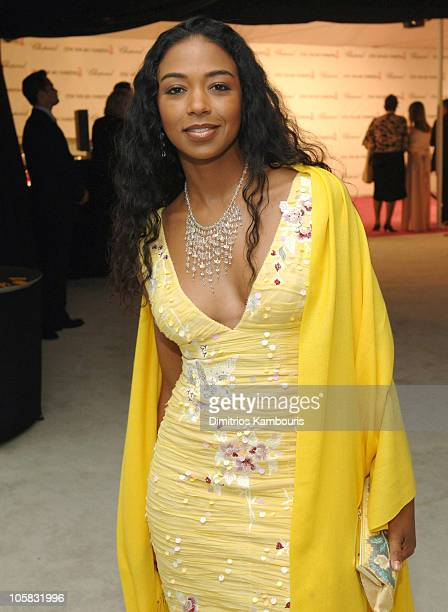 Ananda Lewis during 13th Annual Elton John AIDS Foundation Oscar Party Cohosted by Chopard Inside at Pacific Design Center in West Hollywood...