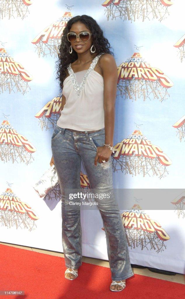 2005 MTV Movie Awards - Arrivals : News Photo
