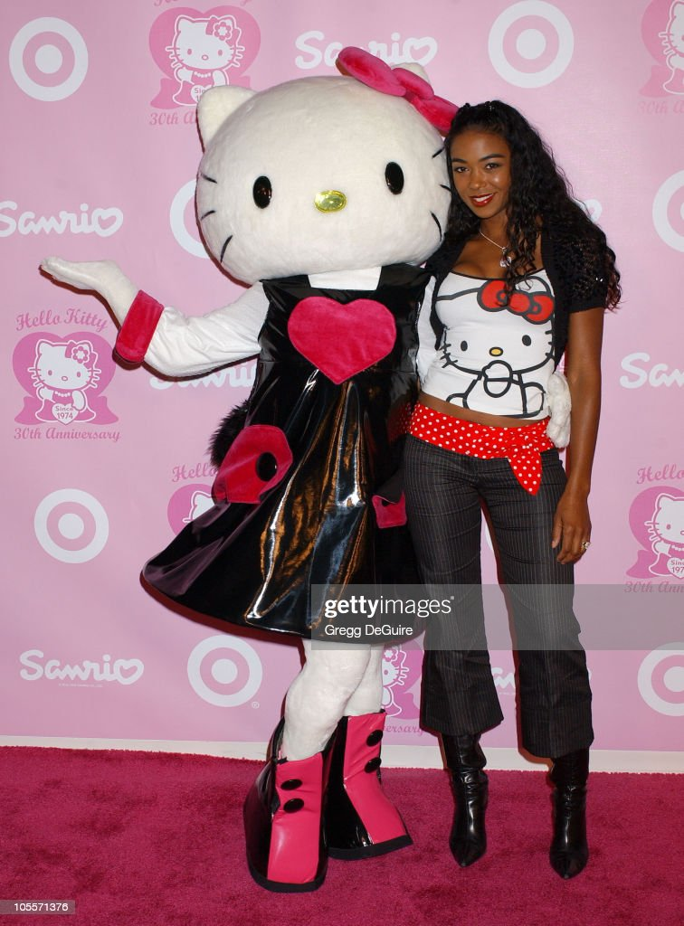 30th Anniversary Party for Hello Kitty Presented by SANRIO and Target - Arrivals : News Photo