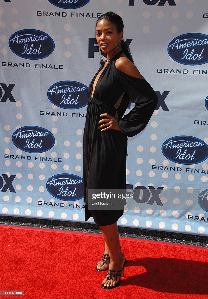 """American Idol"" Season 6 Finale - Arrivals : News Photo"