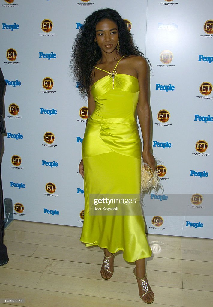 Entertainment Tonight Emmy Party Sponsored by People Magazine - Arrivals : News Photo