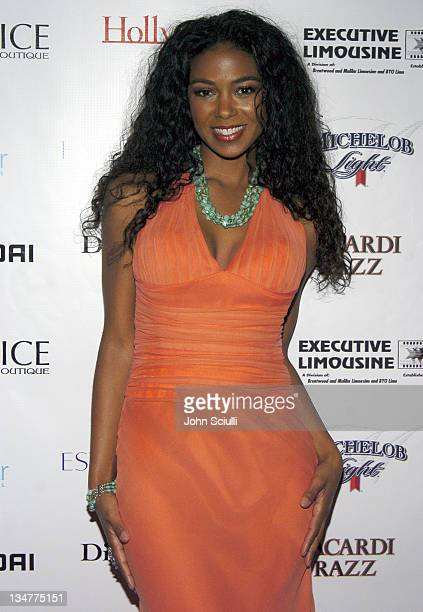 Ananda Lewis during Hollywood Life's 4th Annual Breakthrough of the Year Awards Audience and Backstage at Henry Ford Music Box Theatre in Los Angeles...