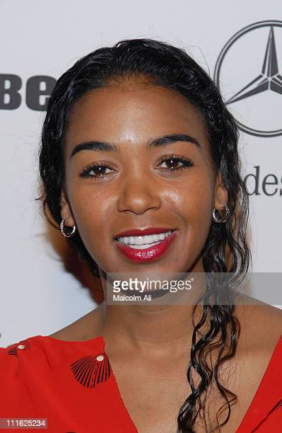 Ananda Lewis during Mercedes Benz and Vibe Magazine Honor the Cast and Producers of 'Girlfriends' at The Red Pearl Kitchen in Los Angeles California...