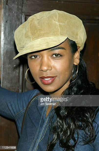 Ananda Lewis during Premiere screening of The Making Meaning of We Are Family at The Screening Room in New York City New York United States