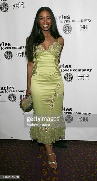 Ananda Lewis during Ray Charles Post 2005 GRAMMY Awards Party in Los Angeles CA United States