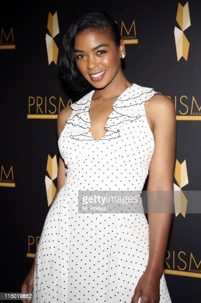 Ananda Lewis during The 11th Annual PRISM Awards Arrivals at The Beverly Hills Hotel in Beverly Hills California United States