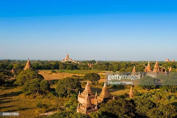 Ananda Temple Bagan Valley Myanmar