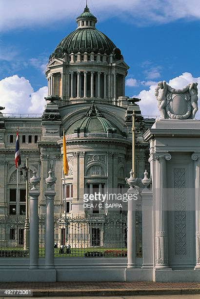 Ananta Samakhom Throne Hall once the seat of the National Assembly of Thailand Bangkok Thailand