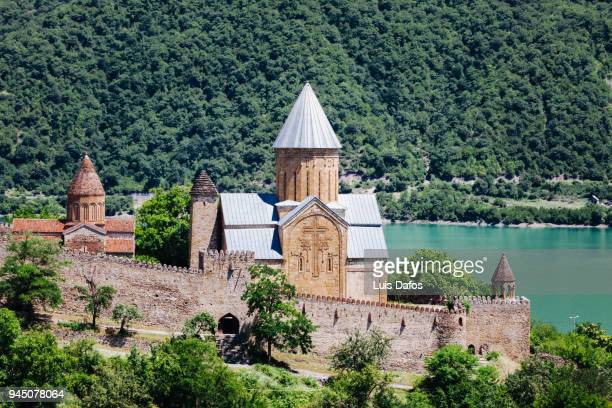 Ananuri castle and church