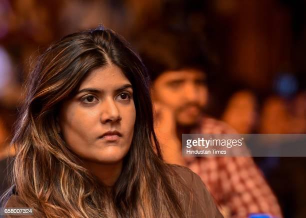 Ananya Birla during the HT Most Stylish Awards at Bandra on March 24 2017 in Mumbai India