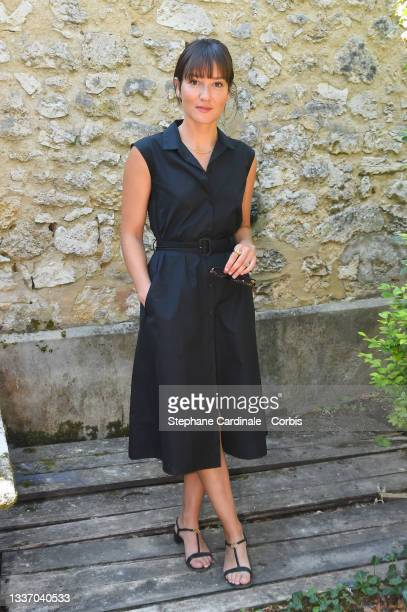 """Anaïs Demoustier attends """"Les amours d'Anaïs"""" during the 14th Angouleme French-Speaking Film Festival - Day Six on August 29, 2021 in Angouleme,..."""