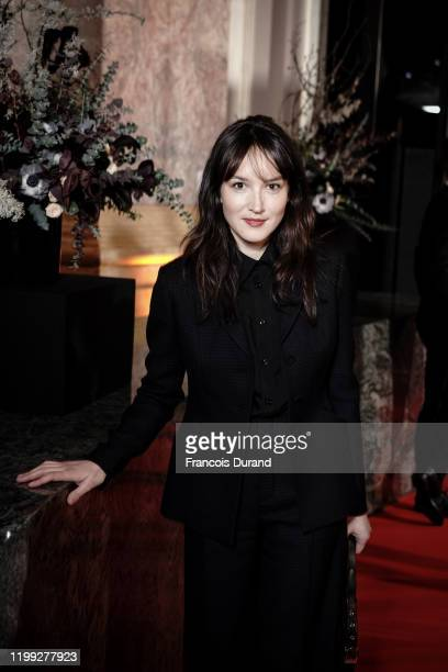 """Anaïs Demoustier attends the """"Cesar - Revelations 2020"""" at Petit Palais Ceremony on January 13, 2020 in Paris, France."""