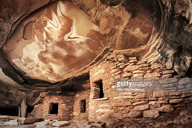 Anasazi ruins, Cedar Mesa Utah