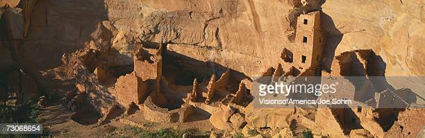 """Anasazi ruins, Mesa Verde National Park, Colorado"""