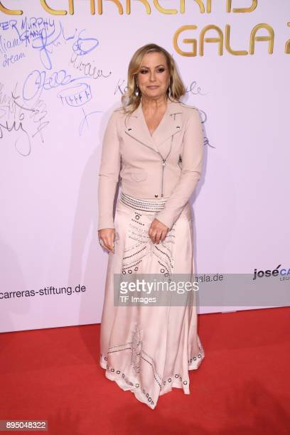 Anastacia attends the 23th Annual Jose Carreras Gala on December 14 2017 in Munich Germany