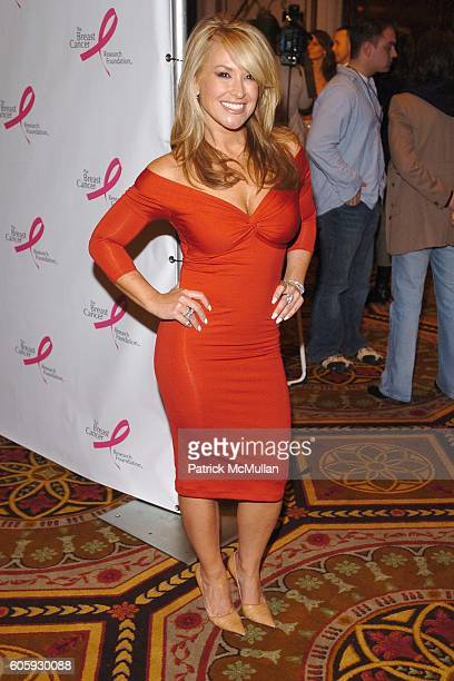 Anastacia attends The Breast Cancer Research Foundation Presents 'The Very Hot Pink Party' at The Waldorf Astoria on April 10 2006 in New York City