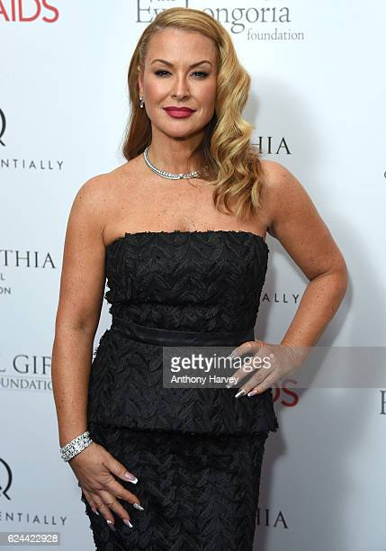 Anastacia attends the Global Gift Gala London on November 19 2016 in London United Kingdom