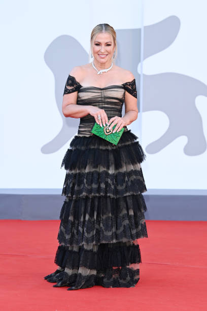 """ITA: """"Freaks Out"""" Red Carpet - The 78th Venice International Film Festival"""