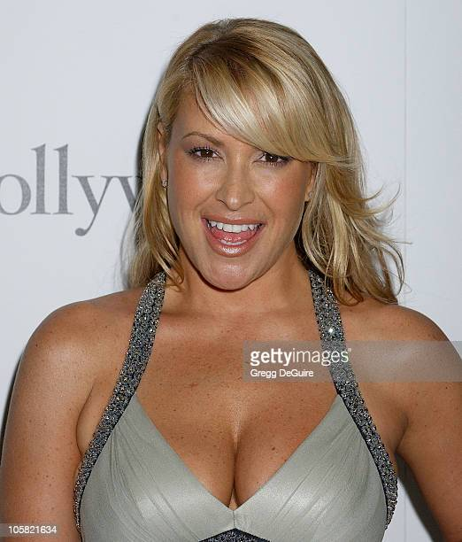 Anastacia during 2006 Hollywood Life Movieline Style Awards Arrivals at Pacific Design Center in West Hollywood California United States