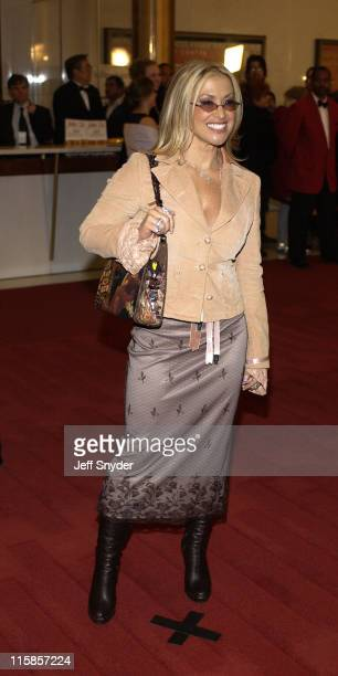 Anastacia during 26th Annual Kennedy Center Honors at John F Kennedy Center for the Performing Arts in Washington DC United States