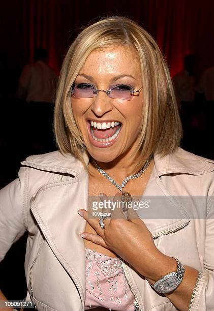 Anastacia during Elton John AIDS Foundation's 11th Annual Oscar party cohosted by In Style and AOL in association with MAC Cosmetics and Global Naps...