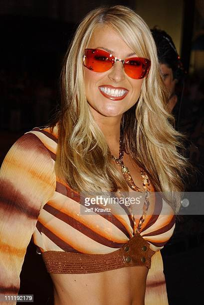 Anastacia during MTV Video Music Awards Latinoamerica 2002 Arrivals at Jackie Gleason Theater in Miami FL United States