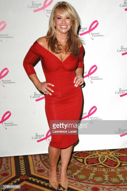 Anastacia during The Breast Cancer Research Foundation Presents The Very Hot Pink Party April 10 2006 at Waldorf Astoria in New York City New York...