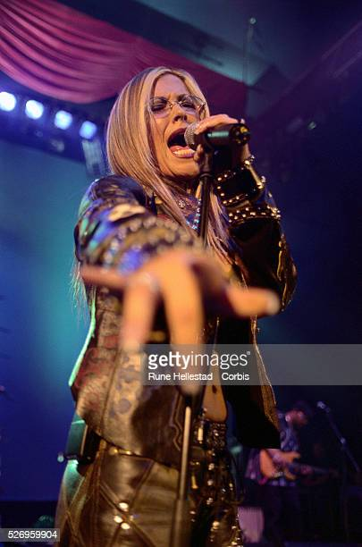 Anastacia Performing at Shepherd's Bush Empire