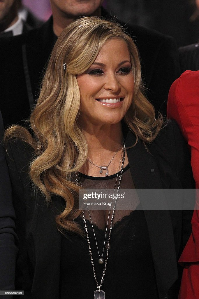 Anastacia performs during the 18th Annual Jose Carreras Gala on December 13, 2012 in Leipzig, Germany.