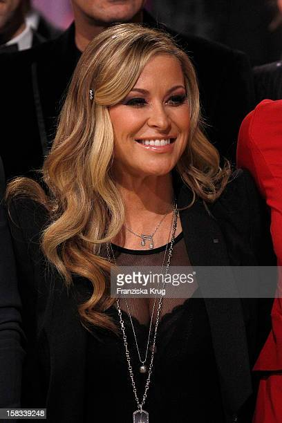 Anastacia performs during the 18th Annual Jose Carreras Gala on December 13 2012 in Leipzig Germany