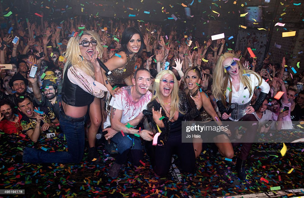 Anastacia Performs For G-A-Y Club At Heaven : News Photo