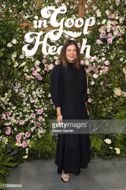Anastasia Achilleos at In goop Health London 2019 on June 29 2019 in London England