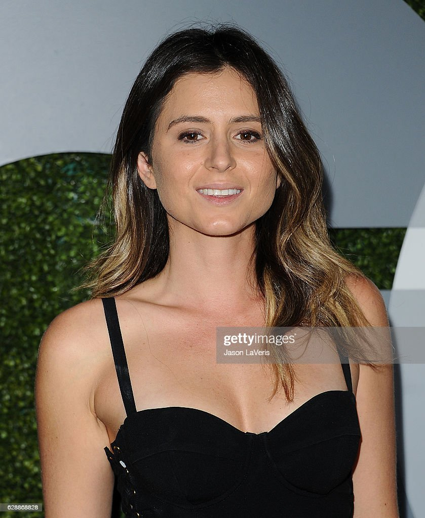 Anastasia Ashley attends the GQ Men of the Year party at Chateau Marmont on December 8, 2016 in Los Angeles, California.