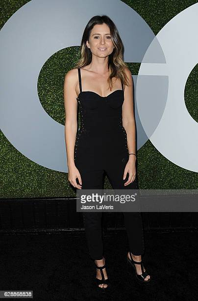 Anastasia Ashley attends the GQ Men of the Year party at Chateau Marmont on December 8 2016 in Los Angeles California