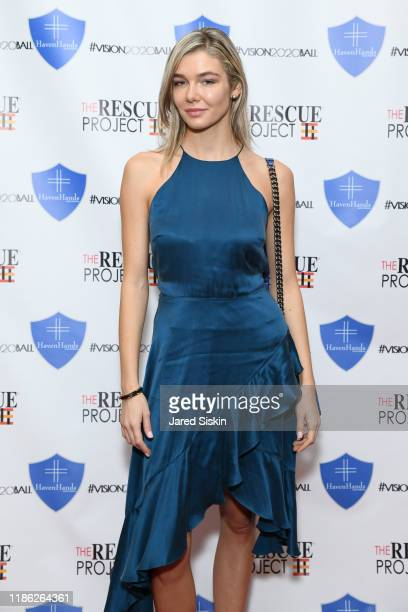 Anastasia Belotskaya attends The 3rd Annual Vision 2020 Ball By The Rescue Project Haven Hands Inc Brought To You By AMAZZZING HUMANS at 4W43 on...