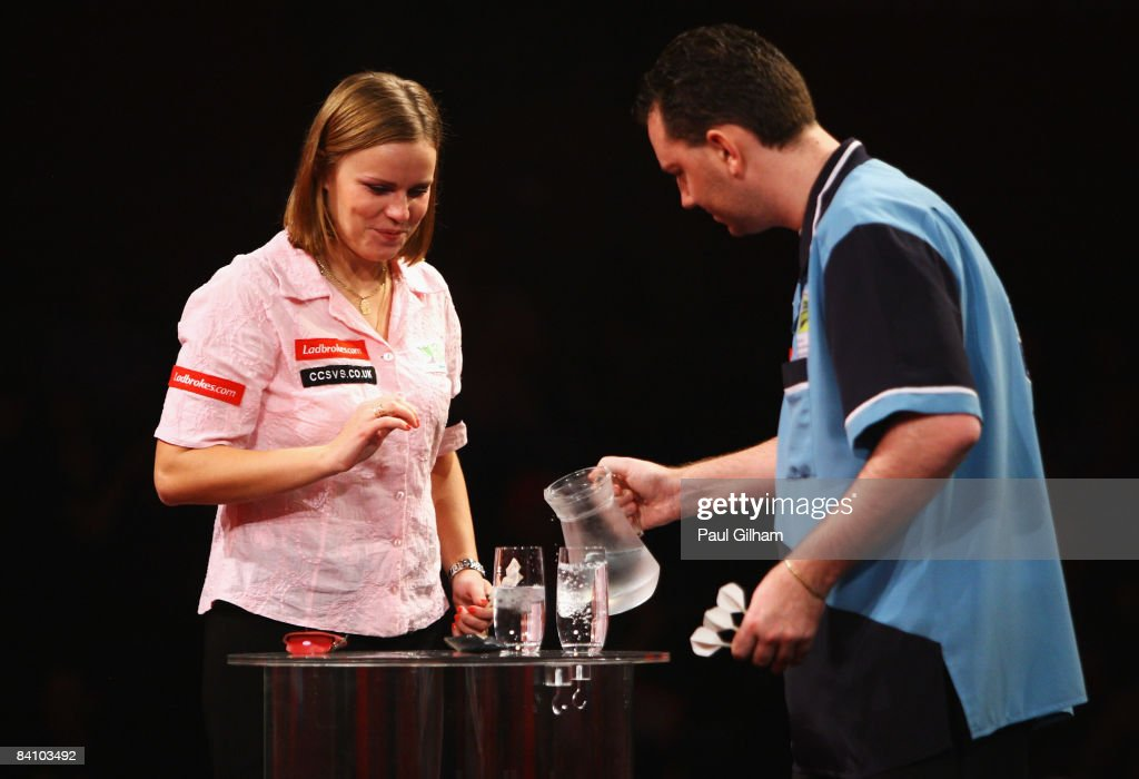 Ladbrokes.com World Darts Championship : News Photo