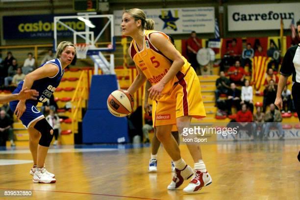 Anastasia KOSTAKI Pays d'Aix Basket 13 / Gospic Croatia Osiguranje 8eme de finale d'Euro'Cup Women