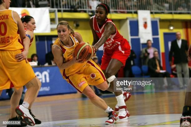 Anastasia KOSTAKI Aix en Provence / Spartak Moscou Finale Alle Eurocoupe