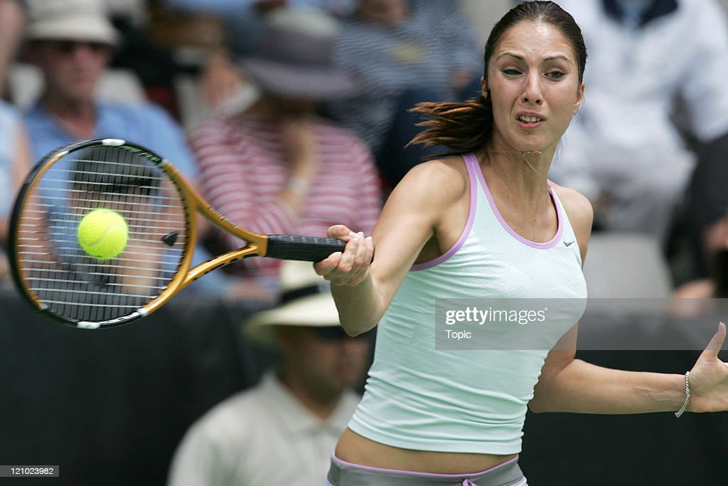 WTA - 2007 ASB Classic Tennis - First Round - January 1, 2007