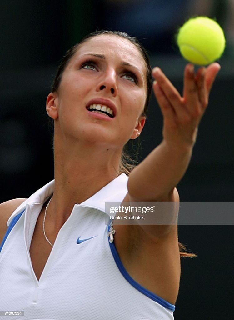 2006 Wimbledon Championships - Day Eight